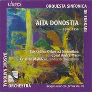 Colección de Compositores Vascos, vol. 7