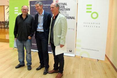 Música de cine con la Orquesta Sinfónica de Euskadi y la Fundación SGAE en el Zinemaldia