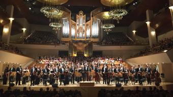 Euskadiko Orkestra Sinfonikoa Madrilgo Auditorio Nazionalean