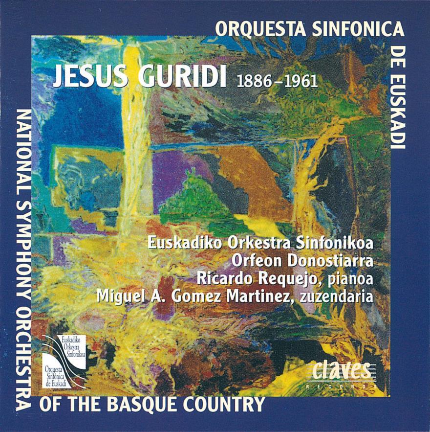 Colección de Compositores Vascos 1