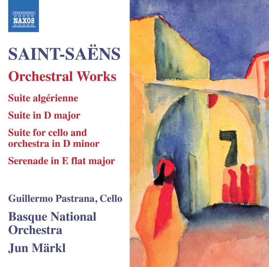 Camille Saint-Saëns: Orchestral Works
