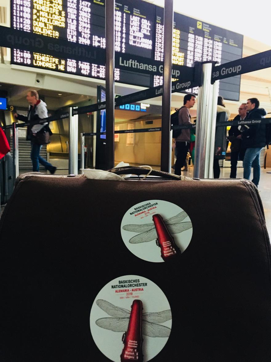 Gira a Austria y Alemania