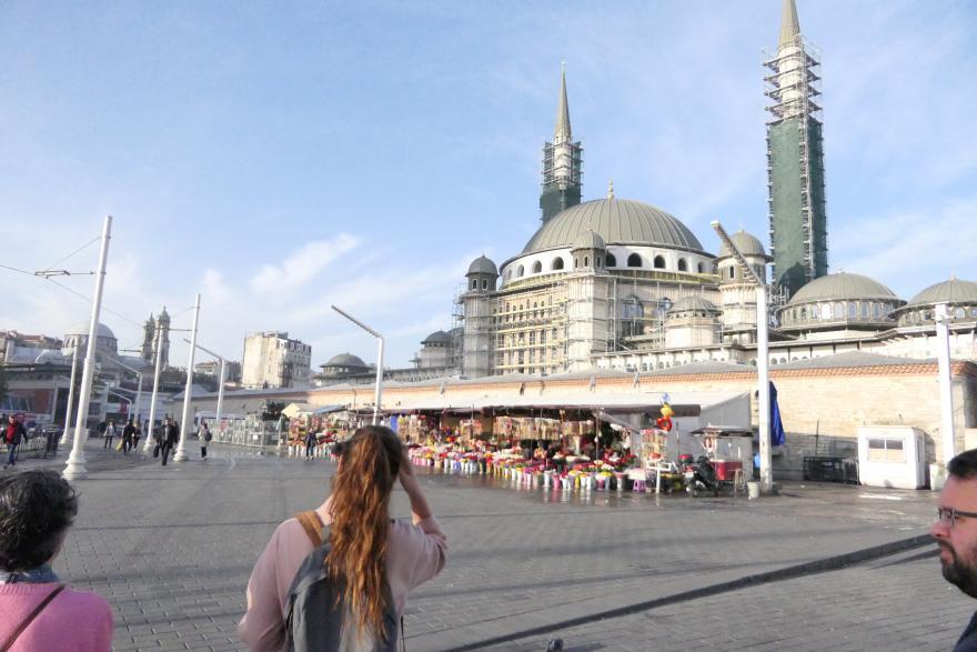 Concierto en Estambul (09/03/2020)
