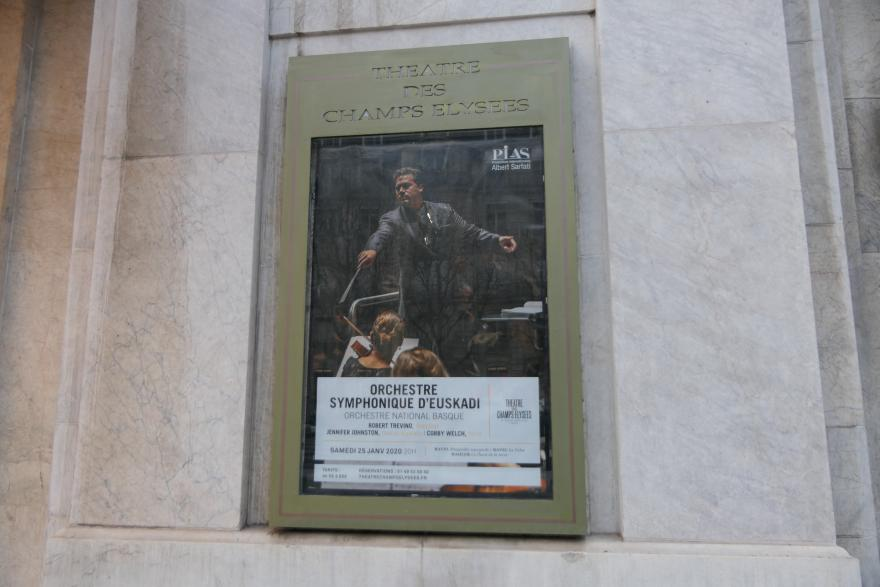 Concierto en París