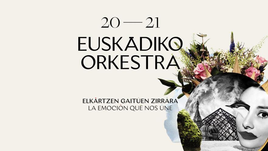 Euskadiko Orkestra presenta su Temporada 20/21
