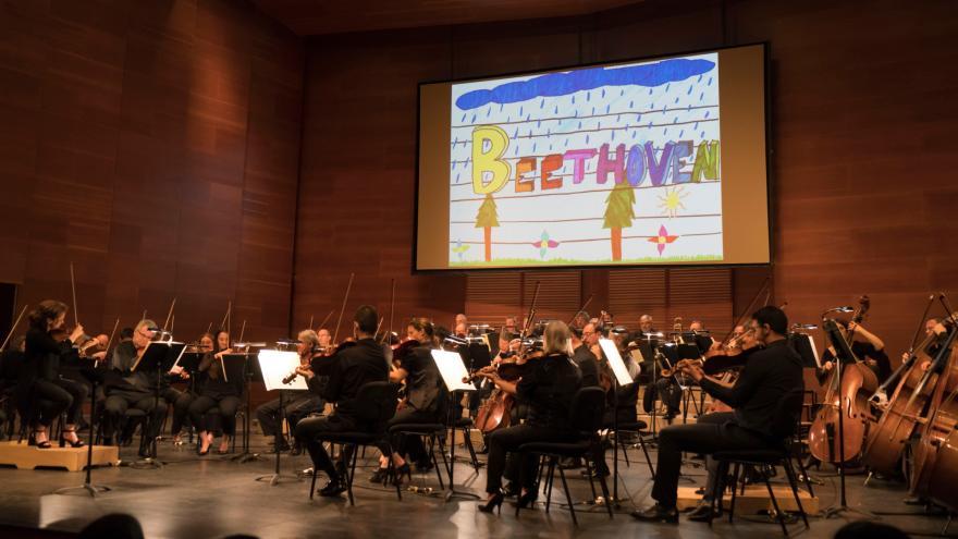 Beethoven: Pastorala en el Auditorio Kursaal