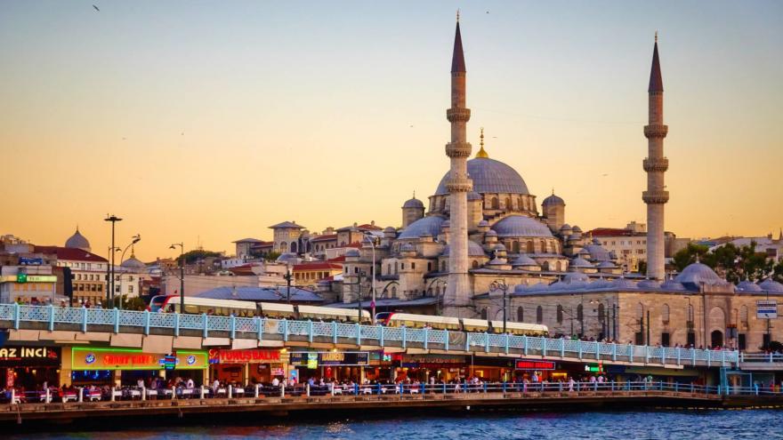 Estambul: segundo destino internacional de Euskadiko Orkestra en 2020