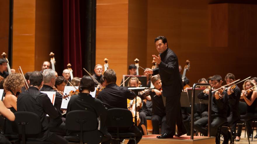 Euskadiko Orkestra ofrecerá a partir de este sábado sus conciertos de la Temporada 20/21 en ETB y su canal de YouTube