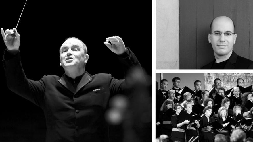 El pianista vitoriano Alfonso Gómez y Andra Mari Abesbatza, protagonistas del siguiente programa de conciertos