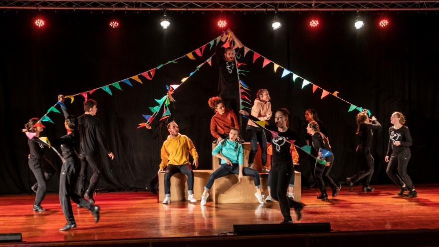 En marcha los Conciertos para Escolares de la nueva producción 'Isiltasunaren haitzuloa'