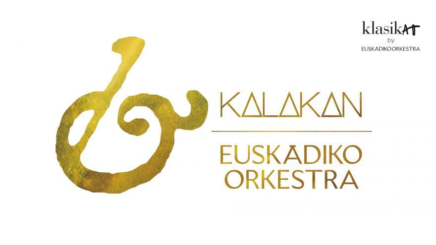 Euskadiko Orkestra y Kalakan ofrecerán cinco conciertos del 20 de octubre al 5 de noviembre