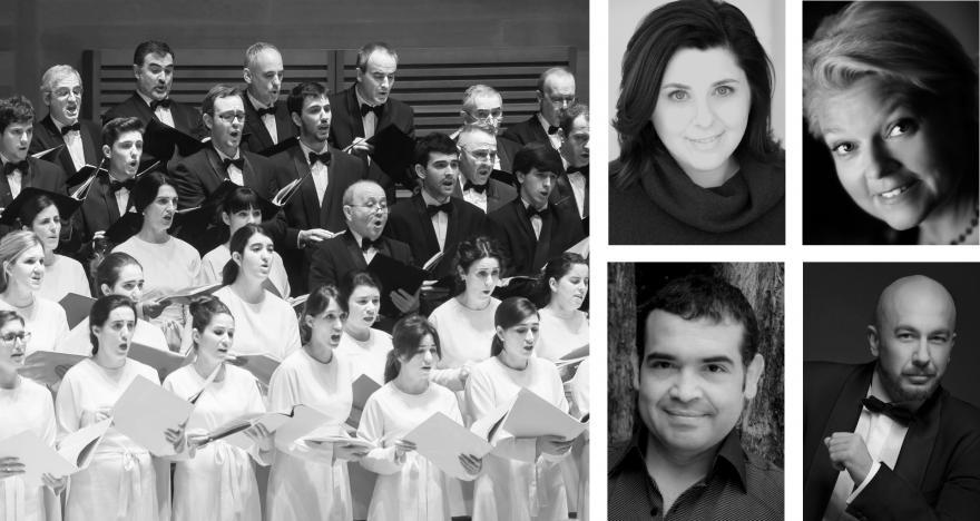 La Orquesta Sinfónica de Euskadi cierra la Temporada 17/18 con una obra capital del repertorio sinfónico-coral