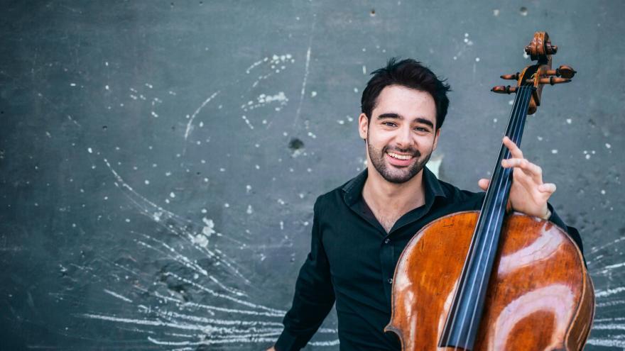 El prestigioso violonchelista Pablo Ferrández protagonizará el siguiente programa de conciertos
