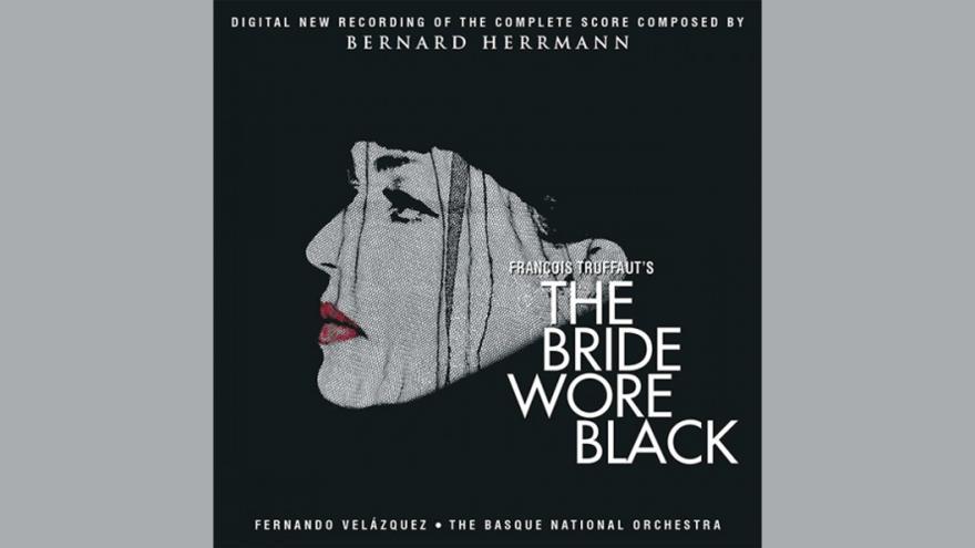 'The Bride Wore Black', nueva grabación de la Orquesta Sinfónica de Euskadi y Fernando Velázquez