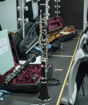 Audición colaboradores clarinete